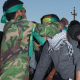 سوگواره سوم-عکس 17-سیده هاله حیدری-پیاده روی اربعین از نجف تا کربلا