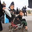 سوگواره سوم-عکس 34-سیده هاله حیدری-پیاده روی اربعین از نجف تا کربلا