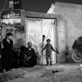 سوگواره سوم-عکس 61-حسین استوار -پیاده روی اربعین از نجف تا کربلا