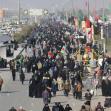 سوگواره دوم-عکس 49-محسن مرادی-پیاده روی اربعین از نجف تا کربلا
