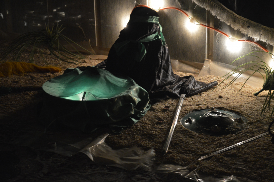 سوگواره چهارم-عکس 2-محمد طبخی-آیین های عزاداری