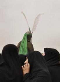 سوگواره سوم-عکس 19-سید مصطفی عطاری-آیین های عزاداری