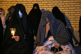نهمین سوگواره عاشورایی عکس هیأت-پرویز گلی زاده-مجالس احیای امر اهلالبیت علیهمالسلام