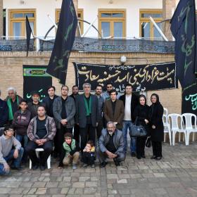 سوگواره چهارم-عکس 134-امیر حسین علیداقی-جلسه هیأت یادبود