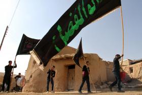 فراخوان ششمین سوگواره عاشورایی عکس هیأت-محمد شهبازی-بخش اصلی -جلسه هیأت