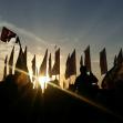 سوگواره پنجم-عکس 3-زهرا شهید-پیاده روی اربعین از نجف تا کربلا