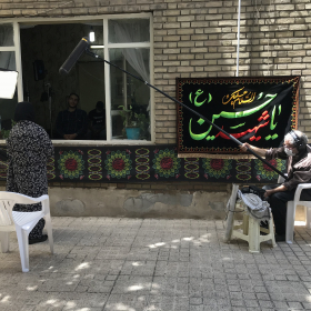 نهمین سوگواره عاشورایی عکس هیأت-محمد باقری-مجالس احیای امر اهلالبیت علیهمالسلام