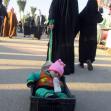 سوگواره سوم-عکس 10-حسین شمس-پیاده روی اربعین از نجف تا کربلا