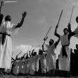 سوگواره پنجم-عکس 27-محمدرضا بهمرام-جلسه هیأت فضای بیرونی