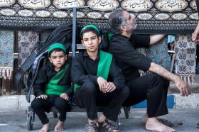 هشتمین سوگواره عاشورایی عکس هیأت-عمار رحمانی-بخش اصلی-سوگواری بر خاندان عصمت(ع)
