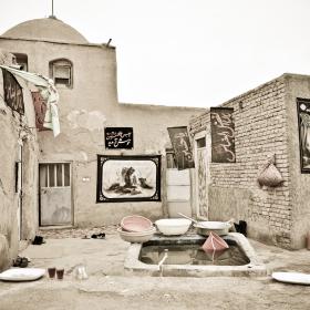 سوگواره اول-عکس 3-امیر حسین علیداقی-جلسه هیأت