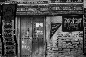 سوگواره چهارم-عکس 42-اسحاق آقایی منصور اباد-جلسه هیأت فضای بیرونی