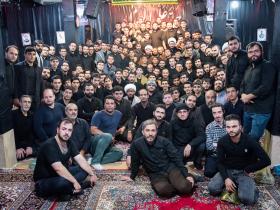 فراخوان ششمین سوگواره عاشورایی عکس هیأت-محمد صالح شریفی-بخش اصلی -جلسه هیأت