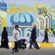 سوگواره پنجم-عکس 29-جابر غلامی-پیاده روی اربعین از نجف تا کربلا