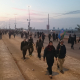 سوگواره چهارم-عکس 11-بهزاد فرزانه خواه-پیاده روی اربعین از نجف تا کربلا