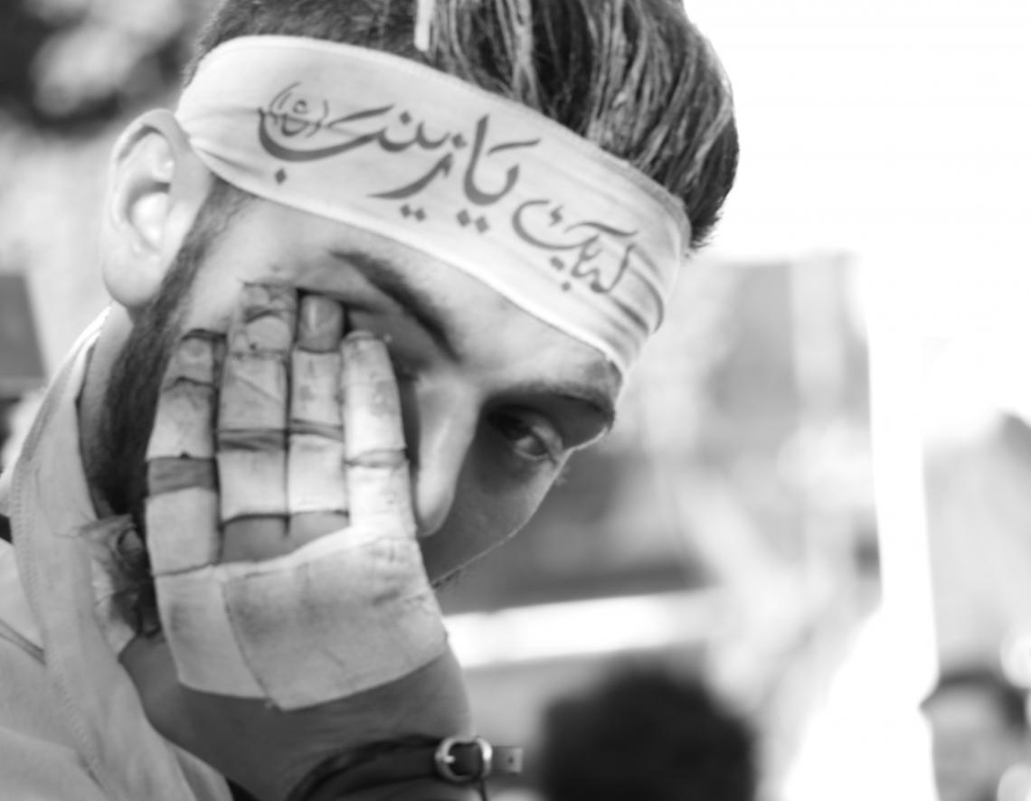 سوگواره پنجم-عکس 3-امیر حسین نظری-جلسه هیأت