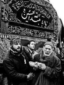 سوگواره سوم-عکس 5-حسین آذر-آیین های عزاداری