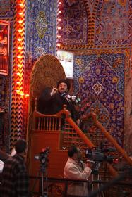 سوگواره دوم-عکس 5-جواد علی پور-پیاده روی اربعین از نجف تا کربلا