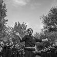 سوگواره پنجم-عکس 6-مسعود علوی میلانی-جلسه هیأت فضای بیرونی