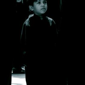 سوگواره سوم-عکس 135-علی ناصری-جلسه هیأت فضای بیرونی