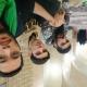 سوگواره پنجم-عکس 7-سیدمصطفی احمدی-پیاده روی اربعین از نجف تا کربلا