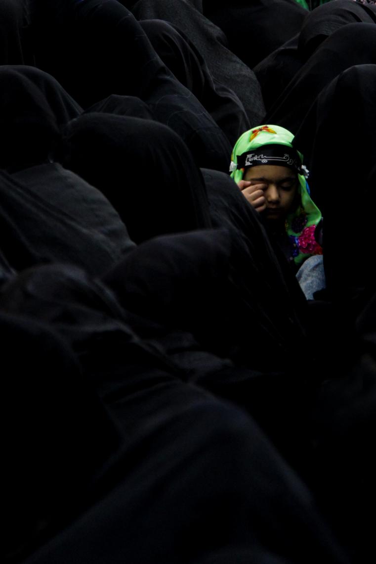 سوگواره دوم-عکس 1-محمد ولی مهرابی-جلسه هیأت فضای بیرونی