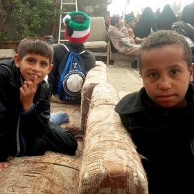 سوگواره سوم-عکس 20-محمد حسین کلهر-پیاده روی اربعین از نجف تا کربلا