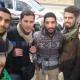 سوگواره پنجم-عکس 4-سیدمصطفی احمدی-پیاده روی اربعین از نجف تا کربلا