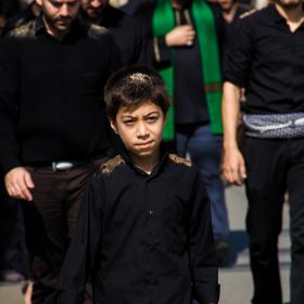 سوگواره چهارم-عکس 19-محمد طاها مازندرانی-آیین های عزاداری