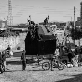 سوگواره پنجم-عکس 32-مرتضی امین الرعایایی-جلسه هیأت