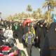 سوگواره دوم-عکس 8-سید جواد علوی زاده-پیاده روی اربعین از نجف تا کربلا