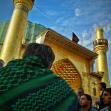 سوگواره پنجم-عکس 4-علی سلیمی-پیاده روی اربعین از نجف تا کربلا