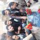 سوگواره چهارم-عکس 40-ابوالفضل علي بلندي-پیاده روی اربعین از نجف تا کربلا