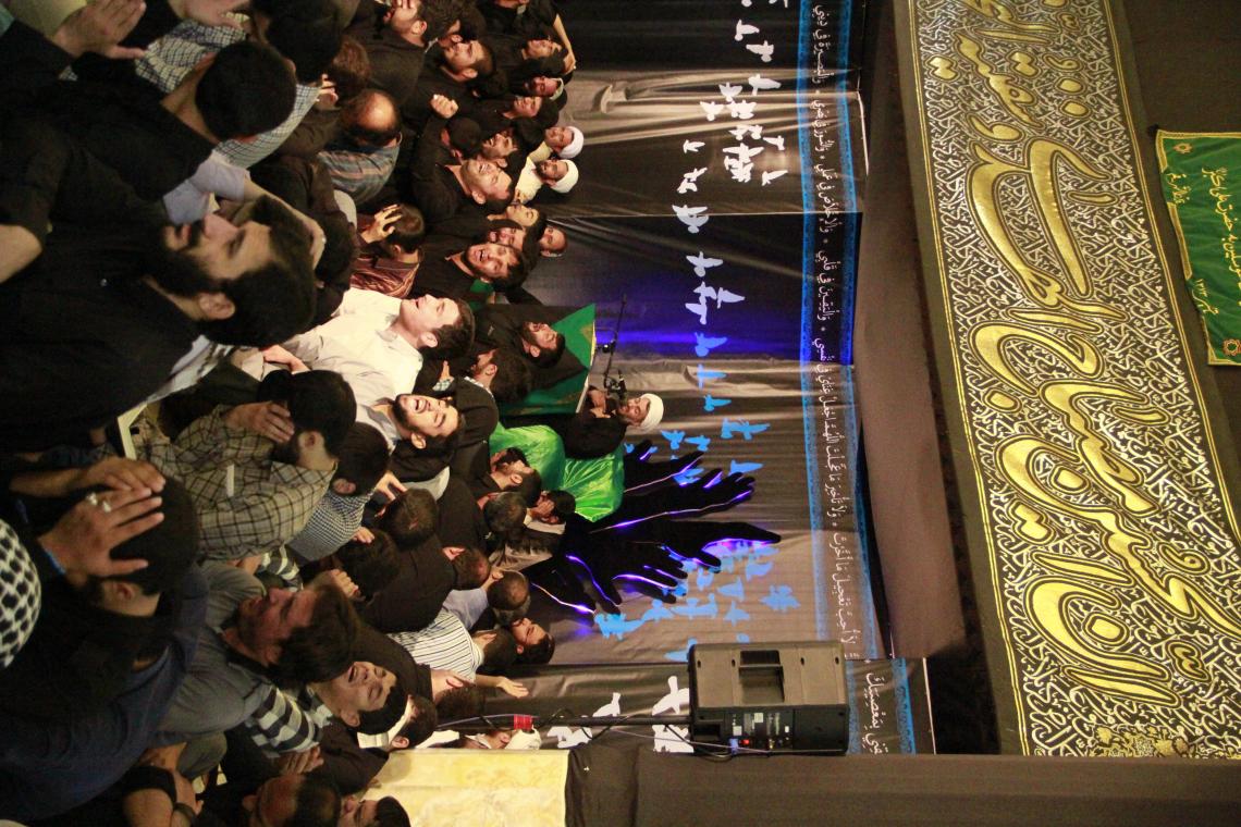 سوگواره سوم-عکس 164-علی ناصری-جلسه هیأت فضای داخلی