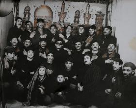 فراخوان ششمین سوگواره عاشورایی عکس هیأت-پرویز گلی زاده-بخش ویژه-عکس های قدیمی