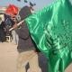 سوگواره دوم-عکس 3-علی ضیائی-پیاده روی اربعین از نجف تا کربلا