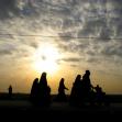 سوگواره دوم-عکس 3-مجتبی روزافروزی-پیاده روی اربعین از نجف تا کربلا