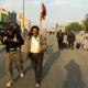 سوگواره سوم-عکس 15-جهانگیر سرزارع-پیاده روی اربعین از نجف تا کربلا