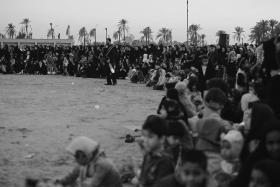 سوگواره سوم-عکس 20-حسین استوار -آیین های عزاداری