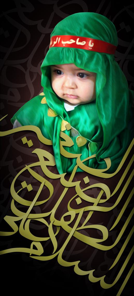 سوگواره دوم-پوستر 2-حسین براتی-پوستر عاشورایی