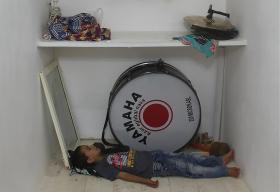 فراخوان ششمین سوگواره عاشورایی عکس هیأت-علي طوافي-بخش جنبی-هیأت کودک