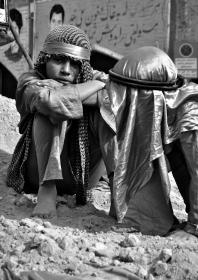 سوگواره چهارم-عکس 8-احمد هاشمیان-آیین های عزاداری