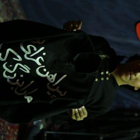 سوگواره پنجم-عکس 12-سید محمد هادی اعرابی-جلسه هیأت