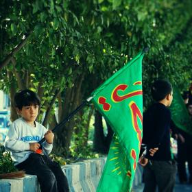 سوگواره سوم-عکس 38-محمد شاه علی-جلسه هیأت فضای بیرونی
