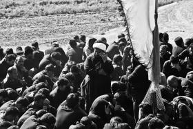 سوگواره چهارم-عکس 22-مرتضی امین الرعایایی-آیین های عزاداری