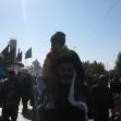 سوگواره دوم-عکس 101-محمد کشاورز-پیاده روی اربعین از نجف تا کربلا
