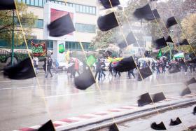 سوگواره سوم-عکس 6-محمدمهدی فتحی-جلسه هیأت فضای بیرونی