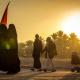 سوگواره پنجم-عکس 39-محمدهادی خسروی-پیاده روی اربعین از نجف تا کربلا