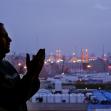 سوگواره چهارم-عکس 35-سید مصطفی عطاری-پیاده روی اربعین از نجف تا کربلا
