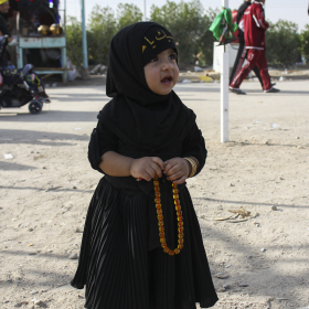 سوگواره سوم-عکس 7-محمد علی جلالی-پیاده روی اربعین از نجف تا کربلا